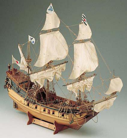Ship model Berlin, historic wooden static kit Corel - VictoryShipModels.com | Wooden model ship kits