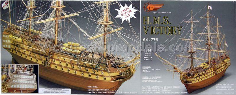 Ship Model Victory Wooden Kit Mantua Mm776 Victoryshipmodels Com Wooden Model Ship Kits